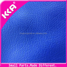 China cheap PVC leather stocklot, PVC artificial leather B grade stocklot for bag