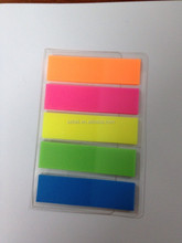 PET Printing Full Colors Index Sticky Note