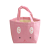 Nice design promotional fashion insulated lunch bag women fancy multiple color lunch bag for office