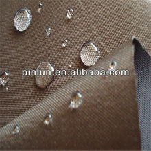 Polyester tent making fabric material