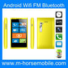 1GHz CPU 3.5 inch Bluetooth camera Dual and Standby Smart Android phone