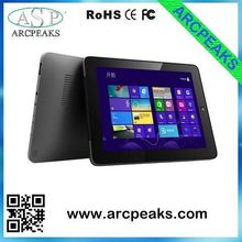 Cheap 9.7 inch Intel Atom N2600 1.8GHz windows 7/xp 2G/32G 1024X600 pixels Bluetooth HDMI WIFI