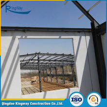 Temporary Prefabricated House Panels/Prefab Container