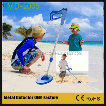 MD-1005 Most Popular gold Metal Detector For Fun Kids toy