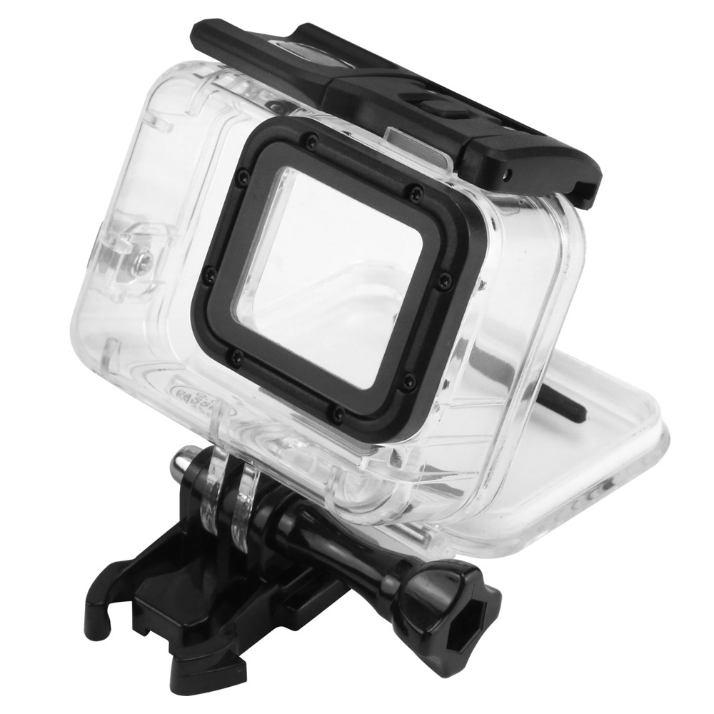 New Hot Waterproof Housing Case with Glass Lens Cap for Gopro Hero 5