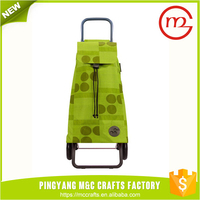 High quality China supplies foldable trolley shopping bags wholesale