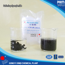 partially hydrolyzed cationic polyacrylamide