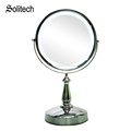 JM938 LED lighting mirror round shape makeup mirror