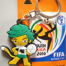 2015 World Cup PVC keychains,3d Soft Rubber Keychain,Design Your Own Keychain