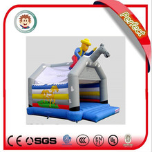 Hot sale air bouncer inflatbale trampoline, inflatable jumpers for kids play, inflatable air castle