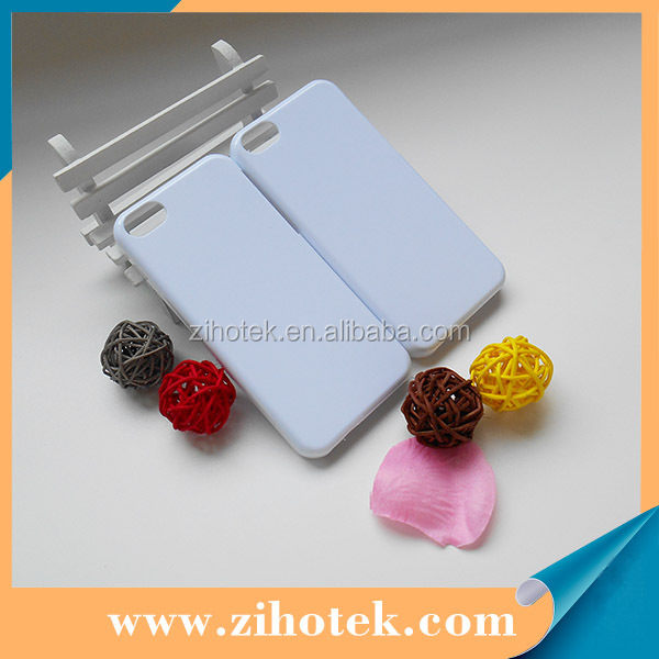 New blank 3D sublimation cover cases for iPhone 5C