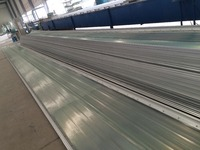 for wall FRP corrugated sheet-- plastic decorative corrugated plastic sheet