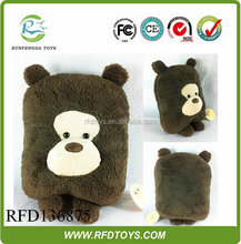 2014 New toys lovely orangutans hold pillow plush toy animals