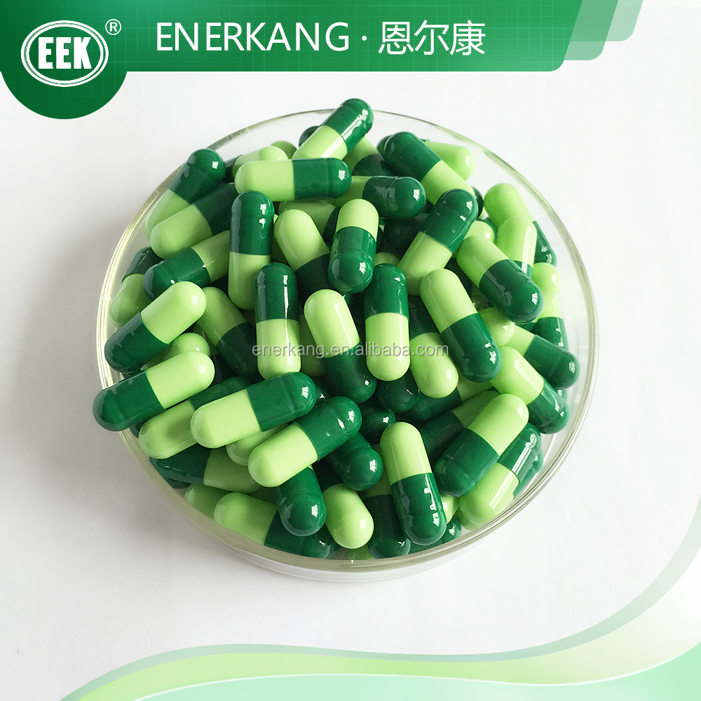 Hot sale Hard Gelatin Capsules / HALAL / Vacant Capsules / Size 2# in different Colors