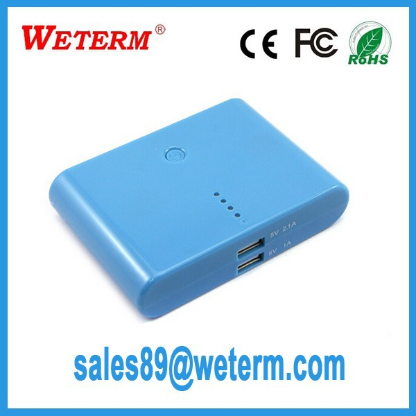 OEM/ODM power bank,8000mah power bank for digital products
