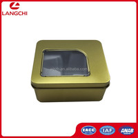 Wholesale Electronics Tin Box Packing