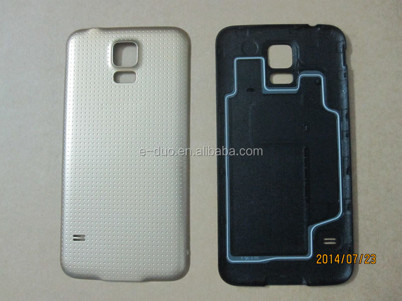 for Samsung Galaxy S5 i9600 G900 battery cover