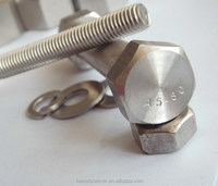 A5- 80 Bolt and nut washer