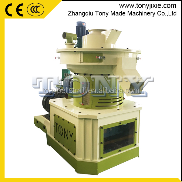 Hot new top sell wood wheat straw pellet mill