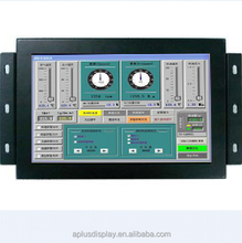 Reliable TFT LCD Touch Screen Metal Open Frame LED Monitor HD for radio broadcasting industry