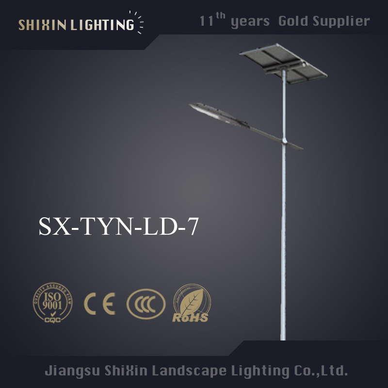 led gas station canopy light LED street antique lighting pole solar street light