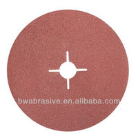 Fiber Disc for metal anti-rust working, wood polishing