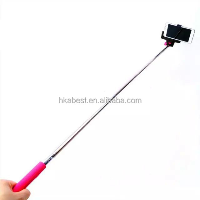 S00851 Z07-5 bluetooth wireless mobile phone monopod selfie stick with best price Z07-5S bluetooth take pole for wholesales