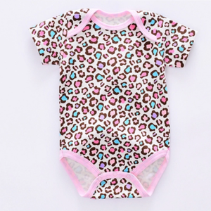 Latest style high quality bodysuit baby cartoon romper
