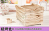 hot sale paulownia wood beans rice or flour storage box
