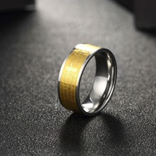 cheap wholesale mens stainless steel ring,fashion gold wedding rings