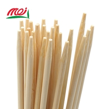 Colorful bamboo fruit pick stick for bbq