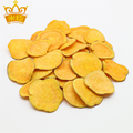 vacuum fried sweet potato chips as snacks