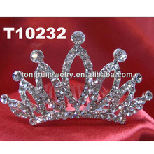 children's small rhinestone tiaras and crowns cheap
