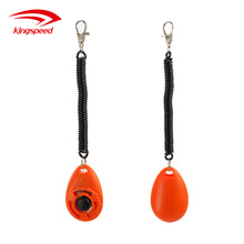 Customized Pet Training Clicker with Wrist Strap, Dog Training Clicker Set