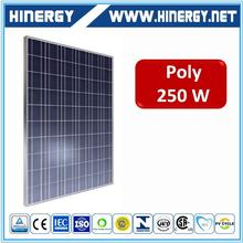 low price solarpanels 250 watts polycrystalline silicon 250w pv module solar panel sale stock