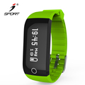 Isport CE FCC Certificated Heart Rate Monitoring BT 4.0 Smart Wristwatch
