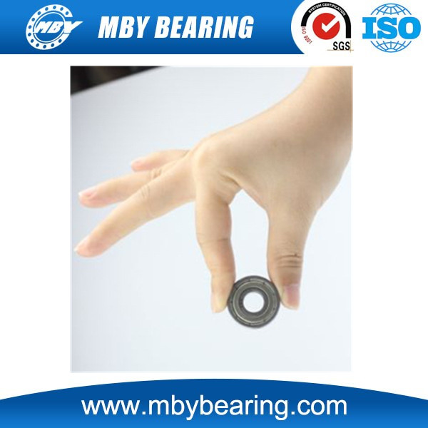 6000 series iron ZZ seal deep groove ball bearing 6000-ZZ