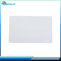 UCODE EPC Gen2 chip UHF rfid proximity pvc blank white card, Logistics PVC card Contactless Smart Card With Chip
