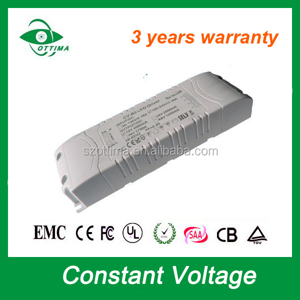 China factory supply 12v 1a dc power supply switch mode power supply for strip light