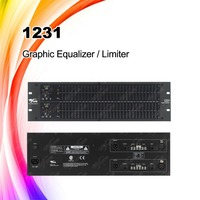 dual channel 31-band graphic equalizer