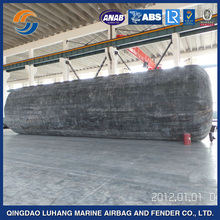 rubber products floating pontoon