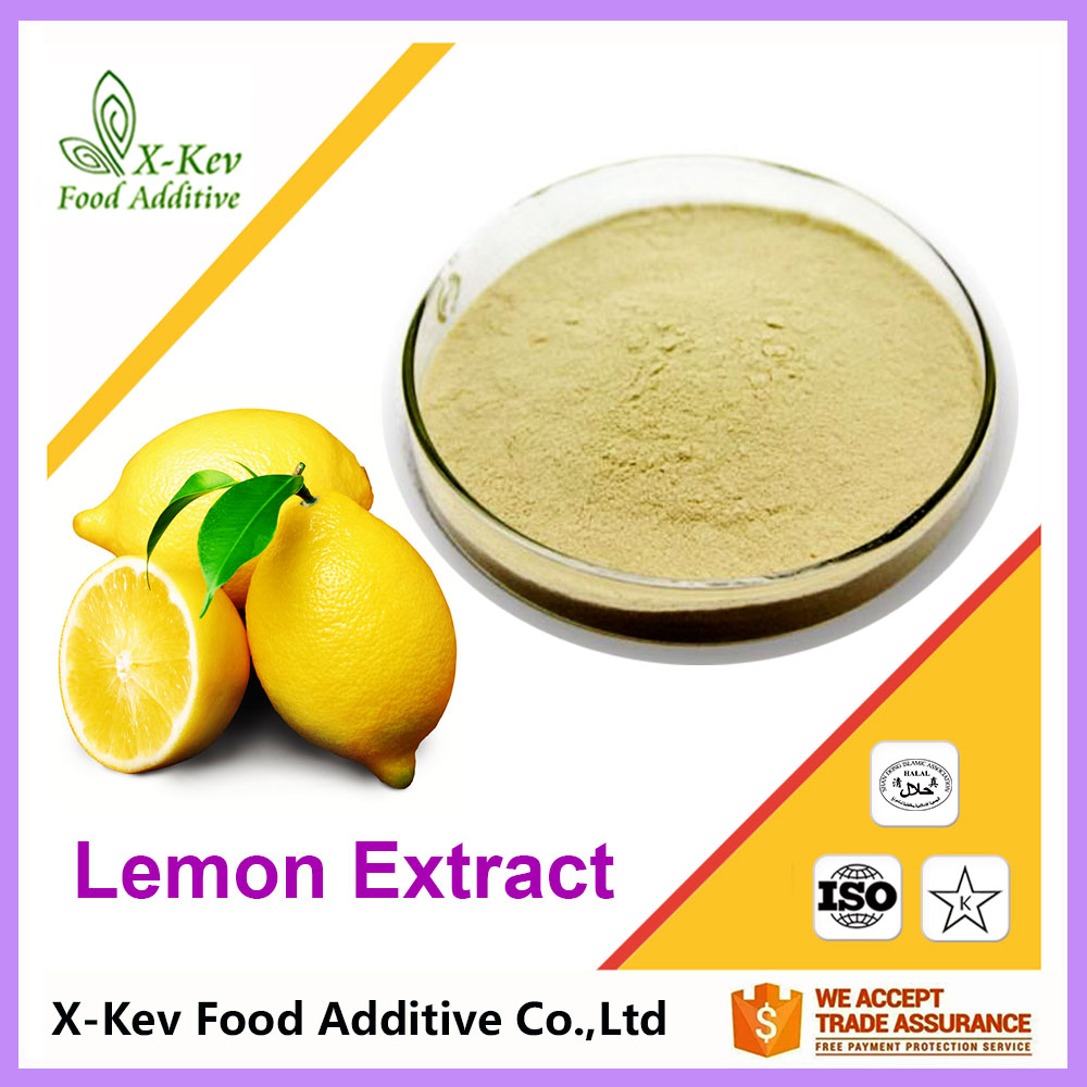 Bulk Price Dry Fresh Lemon Fruit Extract 10:1 20:1 98% Diosmetin