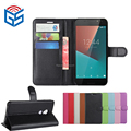 For Vodafone Smart N8 VFD610 Leather Flip Case Cover With Card Slot
