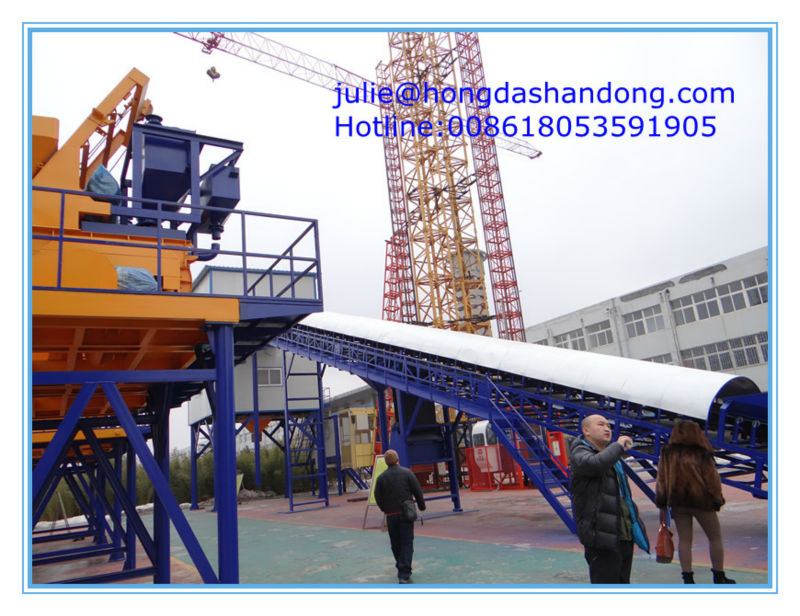 Concrete Batching Plant 75 m3