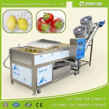 HP-360 High efficiency vegetable and fruit washing machine,vegetable drying machine,vegeable washing machine and dryer