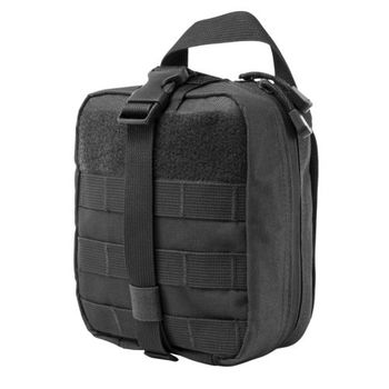 Tactical EMT Medical Bag First Aid Tool Pouch Black