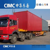 Prime Mover and Flatbed Trailer for sale