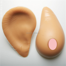 600g/B size breast forms for crossdresser,artificial boobs,silicon fake breast