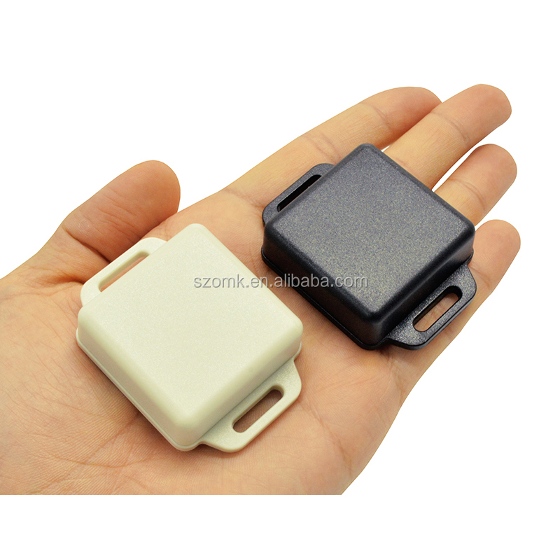 41*41*15mm IP54 ABS Plastic Wall Mount Enclosure For Electronic Devices