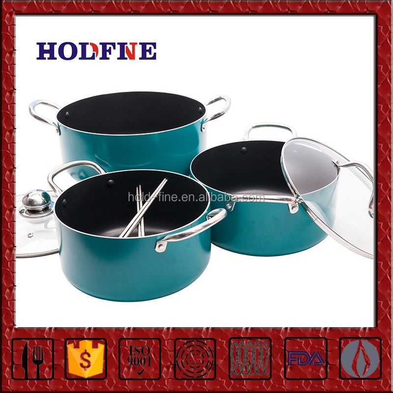 Manufacturing Directly Sale Multifunction flower cookware set